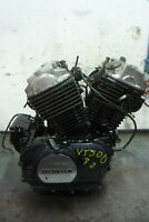 MOTORE MOTOR ENGINE HONDA VT 500 VT500 CUSTOM PC08E 1985 1986 1988