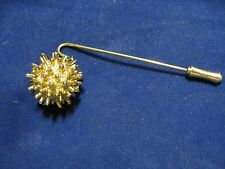 VINTAGE  STYLE STUDDED BALL  PIN  BROOCH