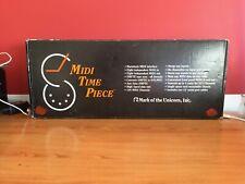 MOTU MIDI TIME PIECE / MACINTOSH MIDI INTERFACE / 128 CHANNELS / ORIGINAL BOX