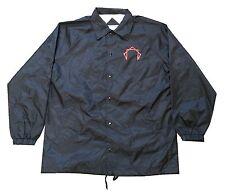 TOOL Army Red Logo Black Windbreaker Jacket M New Official NOS 2002 Band Maynard