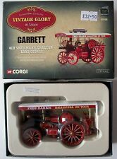Corgi Vintage Glory 4CD Showmans Tractor 'Lord George' 80306 *NEW*
