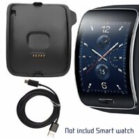 USA Charger Dock Charging Cradle Smart Watch For Samsung Galaxy Gear S SM-R750