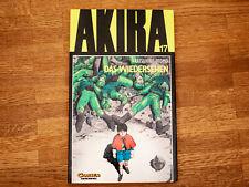Akira Band 17 - Das Wiedersehen - 2. Auflage von 1996