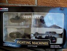 CORGI FIGHTING MACHINES VIETNAM TOUR OF DUTY SHOWCASE COLLECTION #CS90024