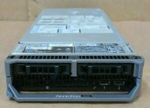 Dell PowerEdge M630 Blade Server E5-2643v3 3.40GHz 32GB NVIDIA K2200M Graphics