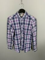 TED BAKER Shirt - Size 3 Medium - Check - Great Condition - Men's