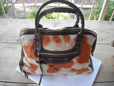 Francesco Biasia Calf Hair handbag