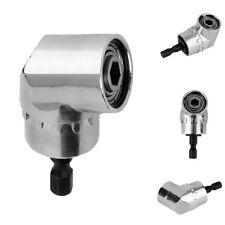 """Drill 1/4"""" 105° Hex Bit Winkelschrauber Adapter Schraubenzieher Elektro Werkzeug"""