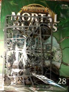 "Warhammer AoS Mortal Realms ""Spirit Hosts"" Sealed (Issue 28)"