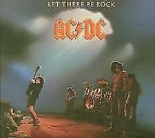 AC/Dc - Let There Be Rock (Digipack) Nuovo CD