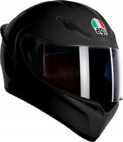 Casco helmet Integrale AGV Full-Face K1 Solid Matt Black Nero Opaco Taglia XL