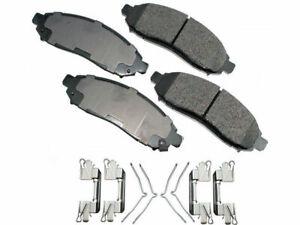 Fits 2005-2015 Nissan Xterra Brake Pad Set Front Akebono 76381TW 2006 2008 2007