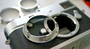 6 bit ring for Leica M Elmarit Summicron 28mm 35mm 50mm 90/2 11604 11879 11809