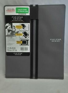 Five Star Tablet Stand and Notebook Case, School Supplies