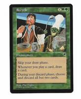 Magic the gathering ~ MTG ~ 1x Recycle ~ Tempest ~ M/NM