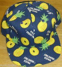 Finlandia Vodka Vintage 90s Snapback hat Original BRAND NEW! Alcohol Party hat