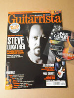 "Revista Magazine+Cd ""Guitarrista"" Nº 150, Paul gibert, Steve Lukather..."