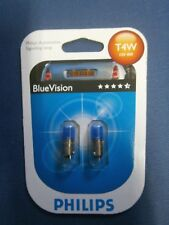 PHILIPS BLUEVISION bulbs T4W - 12V 4W