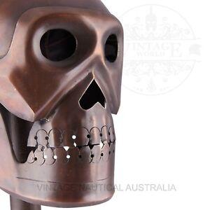 Helmet - Viking Skull - Vintage World Australia