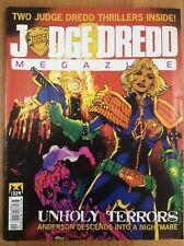 Judge Dredd Megazine Issue 329 20/11/12 Finn Book One Mini-trade (2000ad)
