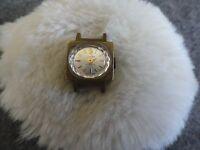 Vintage Swiss Made Sorna 17 Jewels Wind Up Ladies Watch - Small