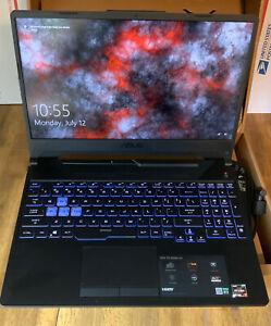 ASUS TUF Gaming Laptop | Ryzen 7 4800H | RTX 2060 | 16GB 3200Mhz RAM | 512 GB