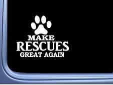 "Rescue Maga L731 Dog Sticker 7"" decal"