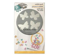 EK Tools Large Paper Punch CONFETTI BUTTERFLY 54-30308 ~ New in Package