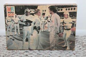 Buck Rogers MB 1979 Buck & colonel Deering 200 piece puzzle series 4995 Complete