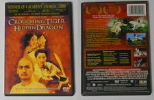 Crouching Tiger Hidden Dragon U.S. dvd
