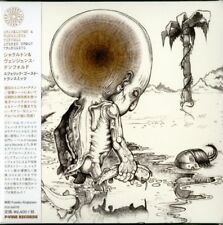 SHACKLETON-THE DEMIURGIC OPTIONS-JAPAN CD F30