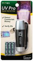 DRI MARK UV Pro Fraud Protection Light - Detect Counterfeit Money & ID - New
