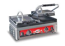 GMG 5530DE Gastronomie Kontaktgrill Sandwichmaker toaster Doppelkontaktgrill