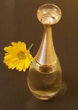 Christian Dior J'adore Perfume 1.7oz 50 mL  90% FULL  No Box