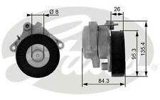 GATES Polea tensora, correa trapezoidal con dentado interior T38174