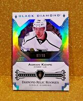 2017-18 ADRIAN KEMPE Upper Deck Black Diamond Relic Rookies /99 Rookie