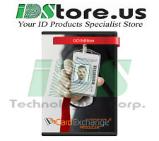 New CardExchange 10 Go Edition ID Card Software (CP1020)