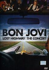 Lost Highway Concert [Bonus Tracks] by Bon Jovi (DVD, Dec-2007, Island (Label))
