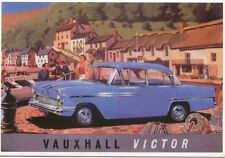 Vauxhall Victor F MODERN postcard issued by Mayfair