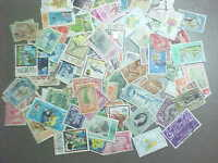 100 DIFFERENT TRINIDAD & TOBAGO STAMP COLLECTION - LOT