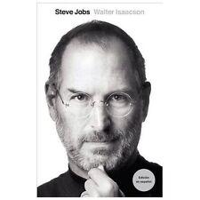 Steve Jobs: Edición en Español (Spanish Edition), Isaacson, Walter, Acceptable B