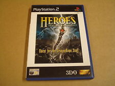 PLAYSTATION 2 GAME / HEROES OF MIGHT AND MAGIC