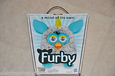 FURBY RAINCLOUD GREY & TEAL,BRAND NEW FACTORY SEALED, WE SHIP WORLWIDE