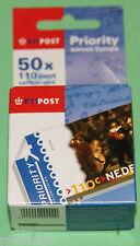 Nederland priority post 1907a Nachtwacht 110 cent rol van 50 stuks- met hangdeel
