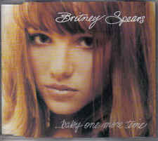Britney Spears-Baby One more time cd maxi single