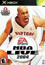 NBA Live 2004, Good xbox Video Games
