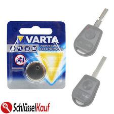 VARTA Knopfzellen Schlüssel Batterie für BMW Autoschlüssel E36 E38 E39 E46 Z3