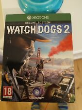 Watchdogs 2 Deluxe Edition (Microsoft Xbox One)