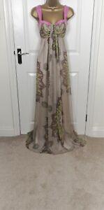 Principles NEW long floral maxi maxi dress size 12