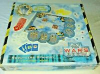 Robot Wars The Board Game. Let The Wars Begin 1996 BBC Roboteers Standby